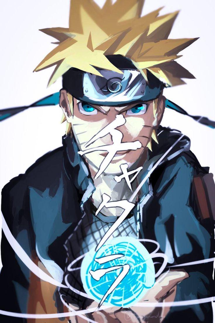 Chakra ( Uzumaki Naruto - Naruto)
