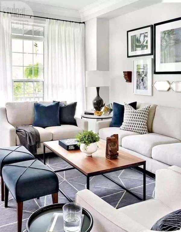 Amazing Home Decor Ideas For Modern Living Room In 2019 Cozy Living Room Design Small Living Room Decor Apartment Living Room Tiny living room decor ideas
