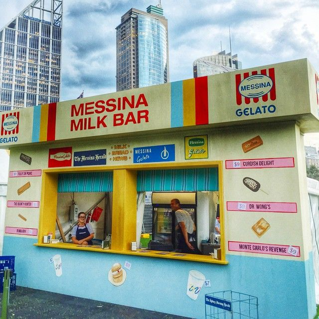 Messina Milk Bar #spectrumnow