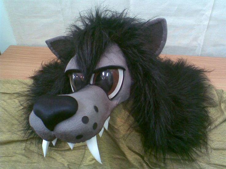 Как сделать костюм волка из мультика ну погоди