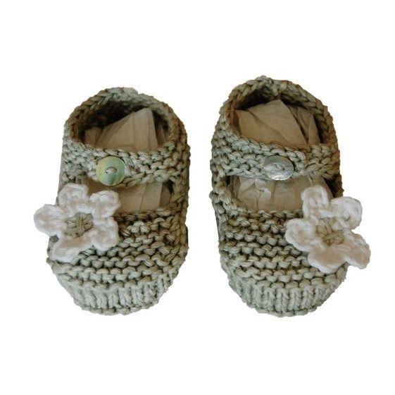 Daisy slippers