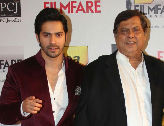 Varun Dhawan to work with father David Dhawan soon