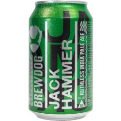 Jack Hammer Double IPA - Brewdog