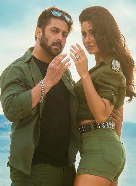 Tiger jinda hai-movie, salman khan and Katrina kaif