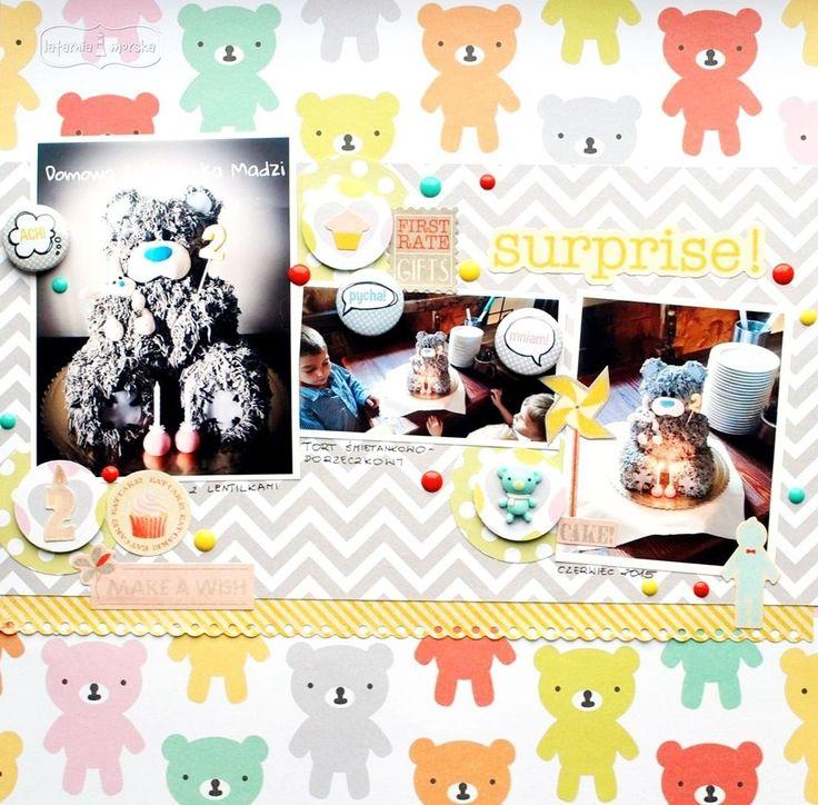 LO ozdobione plakietkami z kolekcji babeczkowej   http://www.hurt.scrap.com.pl/plakietki-ozdobne-flair-buttons-babeczki-komiks.html