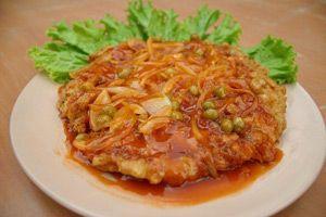 Resep Chinese Food : Fuyung Hai Telur Ayam