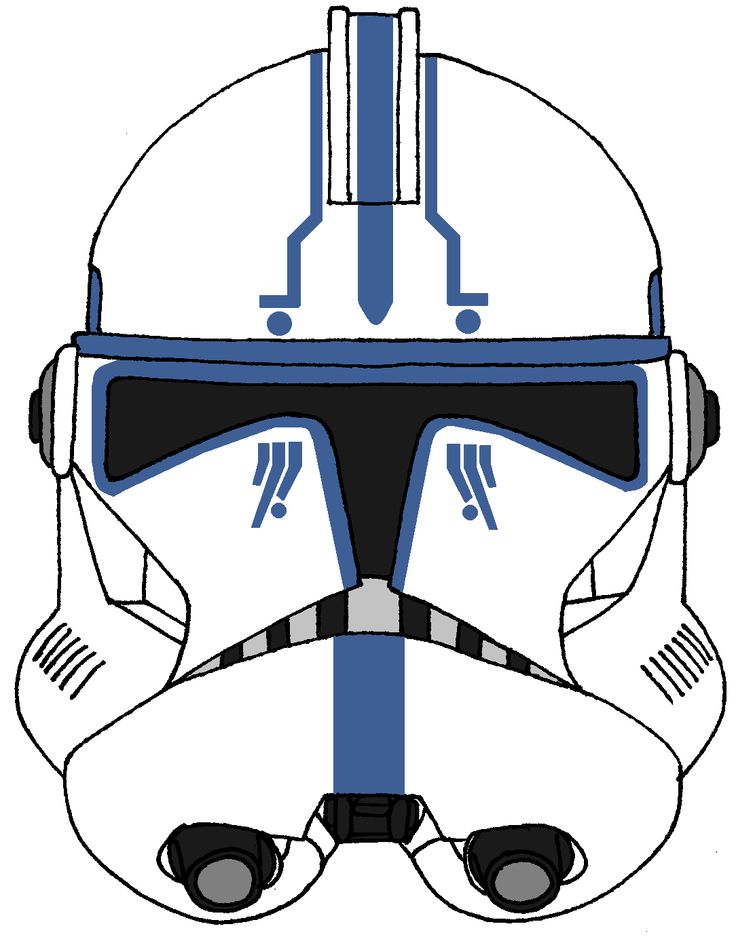 Captain Rex Helmet Drawing 1000 Ideas About Clone Trooper On
