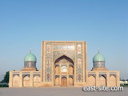 Khast Imam Mosque, Tashkent  Central Asia Islamic History