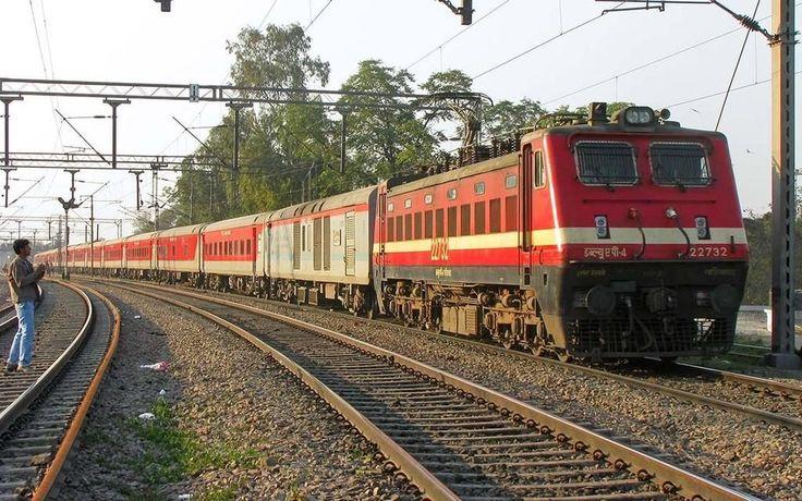 Railways Plans To Introduce New Faster Rajdhani Express Between Mumbai and Delhi #RailAnalysis #News #Rail
