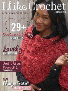 I Like Crochet Digital Magazine:  30 Patterns & 7 Video Tutorials in Every Issue! https://babytoboomer.com/2016/11/09/i-like-crochet/