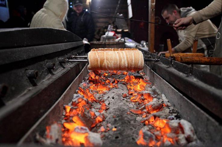 Original charcoal baked sekler cake