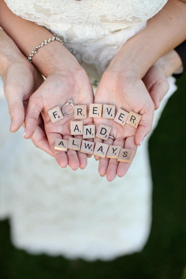 : Engagement Pictures, Engagement Photo, Cute Idea, Scrabble Tile, Rings Pictures, Photo Idea, Weddings Photo, Pictures Idea, Scrabble Letters