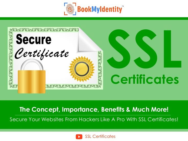 Let's Understand SSL Certificates!   SSL Certificates Have A Great Role To Play In Today's Hacker's Era To Make Websites The Safe Podiums For Customers!