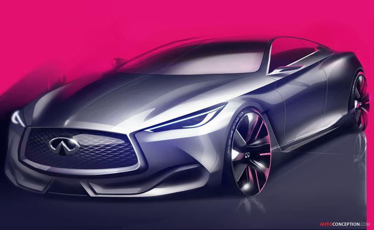 Infiniti Q60 Concept Unveiled in Detroit