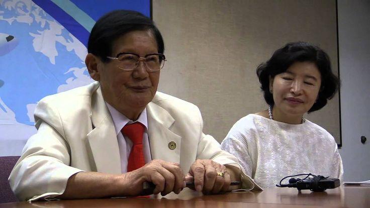 Mr. Man Hee Lee: Interview