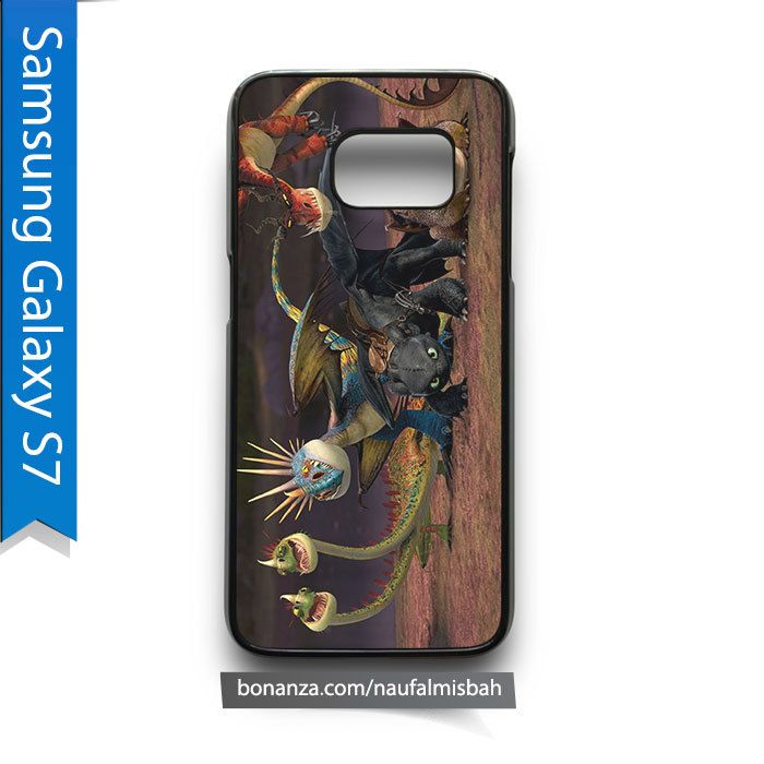 How to Train Your Dragon Samsung Galaxy S7 Case Cover