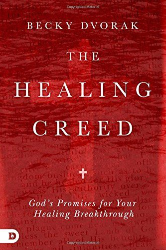 37 best my spiritual reading list images on pinterest book lists the healing creed gods promises for your healing breakt https fandeluxe Images