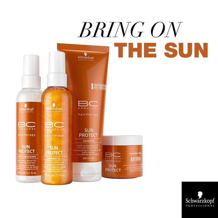 Schwarzkopf Professional - #Bonacure Sun Protect