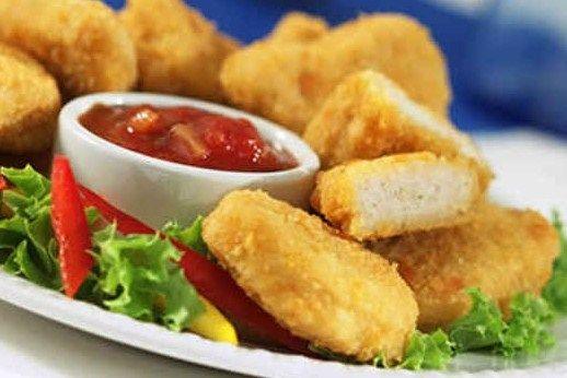 Домашние куриные наггетсы рецепт – основные блюда. «Афиша-Еда»