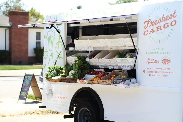 Remilla Ty | Freshest Cargo food truck design