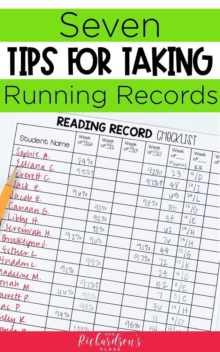 7 Tips For Running Records Mrs Richardson S Class Guided Reading Kindergarten Guided Reading Guided Reading Lessons How to use pm benchmark reading