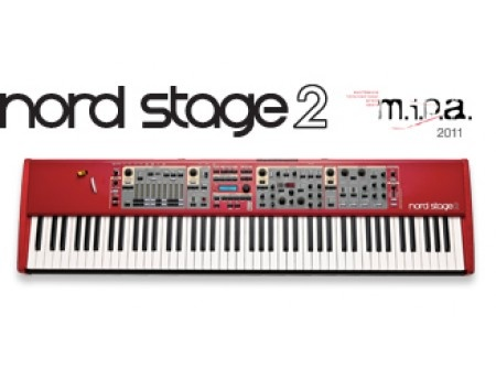 NORD STAGE 2 HA76 76 NOTE KEYBOARD WITH HAMMER ACTION - NEW MODEL - Keyboard Workstations - Keyboards - Keyboards   NZ Rockshop