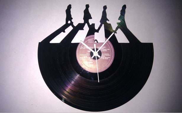 Las 25 mejores ideas sobre discos de vinilo en pinterest - Decoracion con discos de vinilo ...