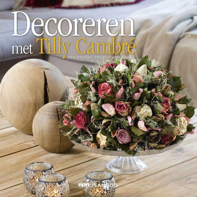 Boek Decoreren  met Tilly Cambre