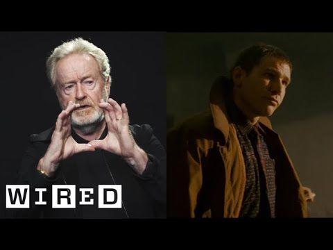(63) Ridley Scott Breaks Down His Favorite Scene from Blade Runner   Blade Runner 2049   WIRED - YouTube