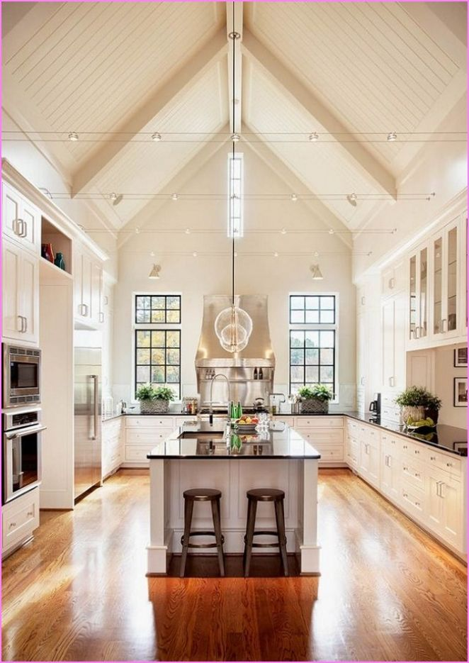 Illuma Flex Track Lighting Installed In A Kitchen From: 23 Best Images About Lighting On Pinterest