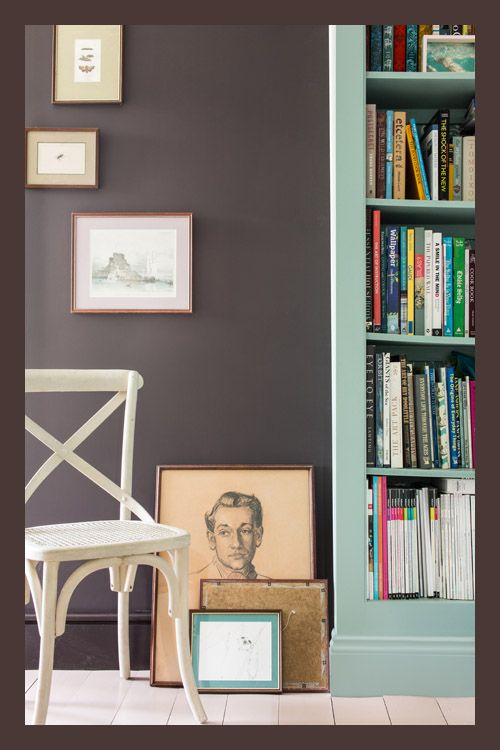 45 best farrow ball farben images on pinterest farrow ball wall paint colors and bedrooms. Black Bedroom Furniture Sets. Home Design Ideas