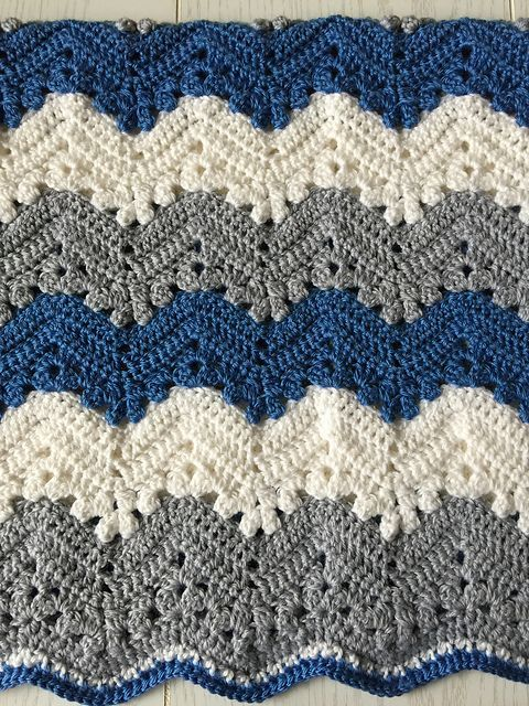Image Result For Scalloped Edge For 6 Day Baby Blanket