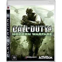 Game Call of Duty Modern Warfare - PS3