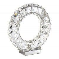 EGLO Kristall TONERIA LED Tischleuchte 260mm
