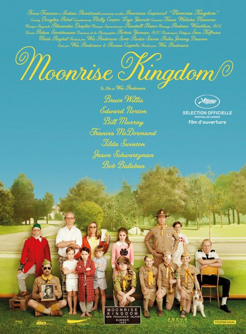 Moonrise Kingdom: Movie Posters, Bruce Willis, Wes Anderson, Bill Murray, Moonri Kingdom, Edward Norton, Wesanderson, Moonrise Kingdom, Moonrisekingdom