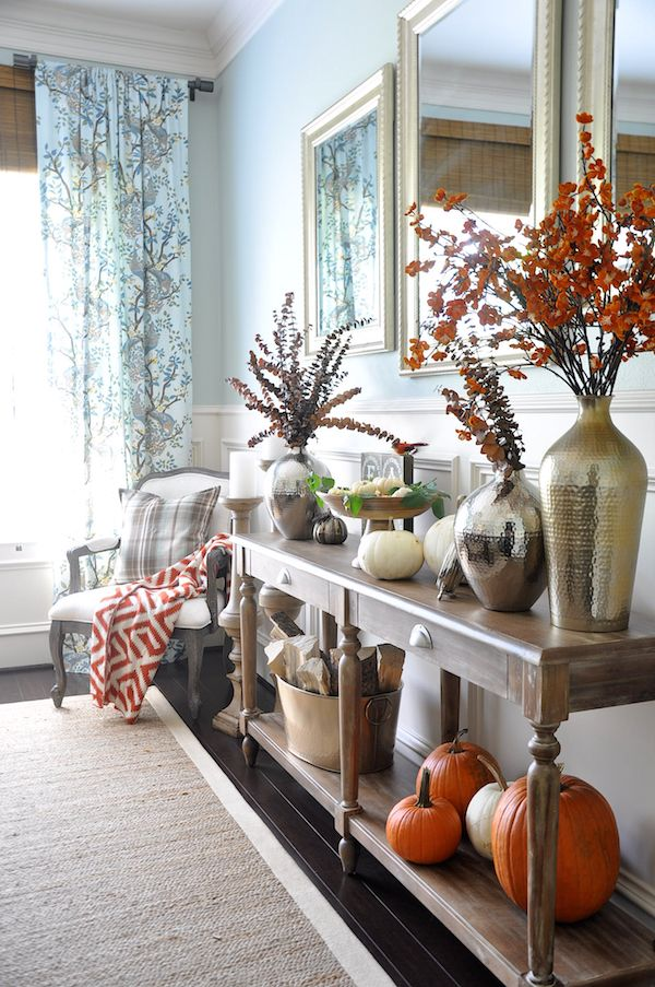 Decorating With Natural Elements 307 best fall decor images on pinterest | fall, fall decorating