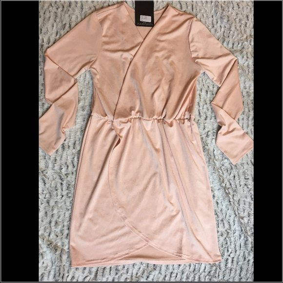 Pink Missguided dress NWT Pink Missguided dress, Never been worn Missguided Dresses Mini