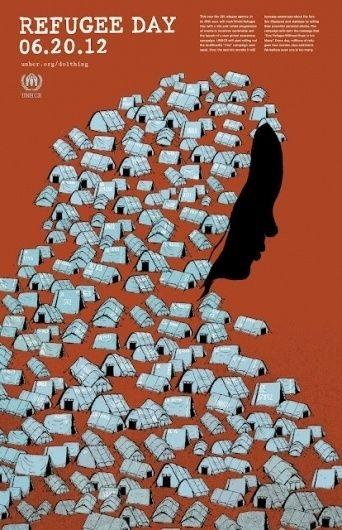 Social Issues Poster. #poster #social #refugee
