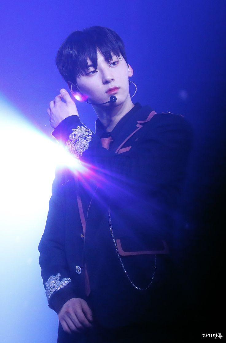 171215 Wanna One Premier Fancon in Seoul #Minhyun
