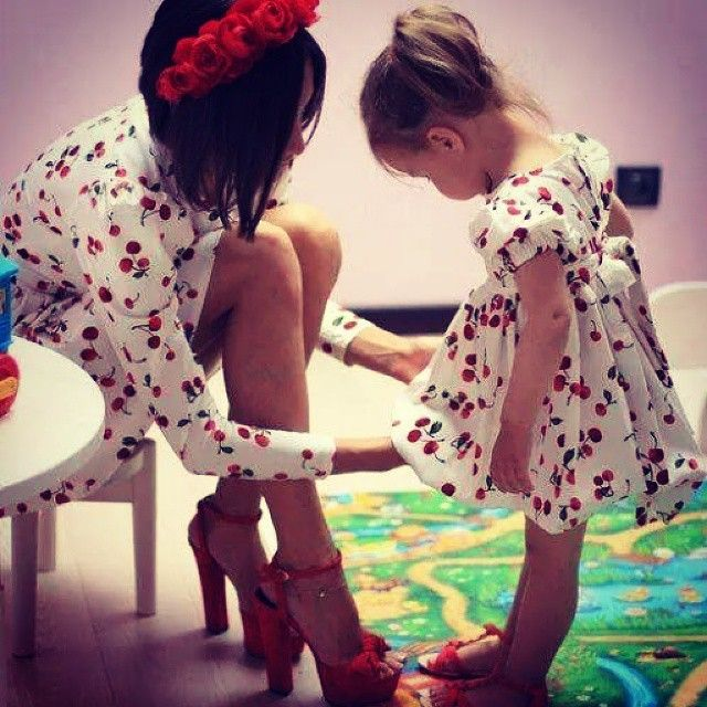 Okay... So maybe I'm hoping for a #girl this time around. #motherdaughtermatching #supercute