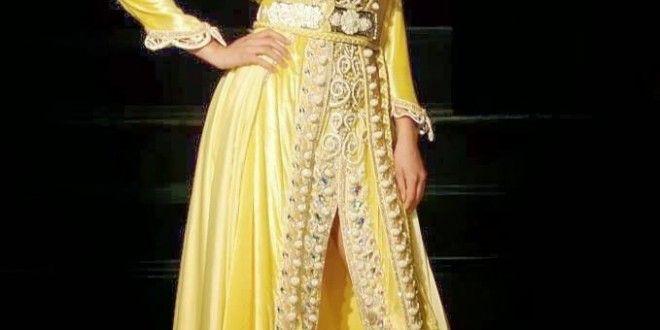 La nouvelle collection de caftan Marocain, takchita haute couture 2015 2014 | caftanluxe