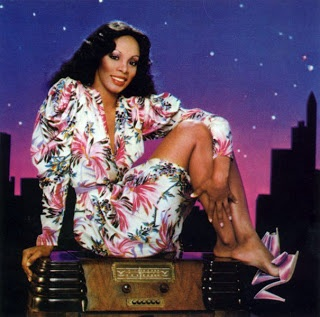 Back in time, DONNA SUMMER