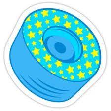 Resultado de imagen para stickers de soy luna