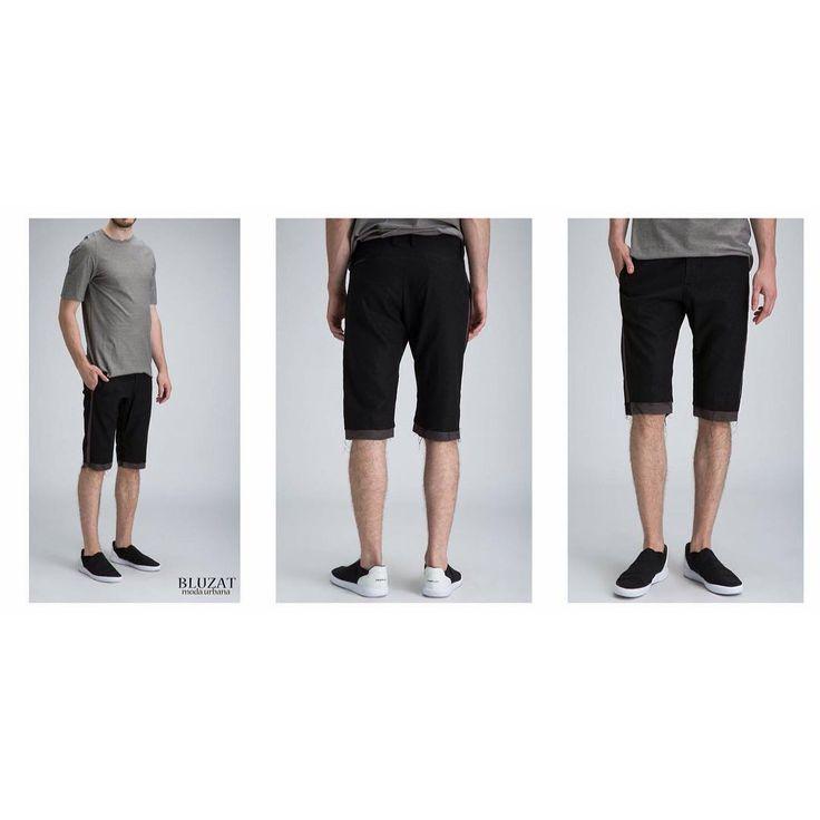 Pentru o vara mai răcoroasă dar stylish, noi recomandam hainele din materiale naturale. Inul este unul dintre cele mai indicate si in trend materiale anul acesta. Comanda acum pantalonii scurți din in http://www.bluzat.ro/?p=18749 #bluzat #modaurbana #feelgood #fashion #ootd #bucharest #vara #outfit #tinuta #in #natural #shorts #shopnow #shopping #fashionshop