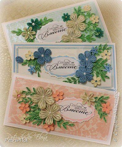 Добрый день дорогие мастерицы! Здесь я постаралась собрать все самые нежные, красивые и романтичные открыточки. Приятного всем просмотра! фото 14