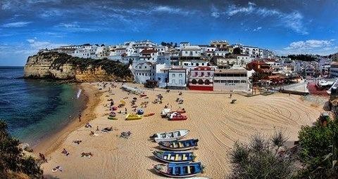 Carvoeiro BEACH, Algarve #Portugal