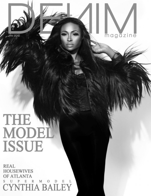 Cynthia Bailey: Denim Magazine
