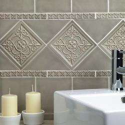 adex artisan ceramic wall tile backsplash fliesebacksplash - Ubahn Fliese Backsplash Ideen
