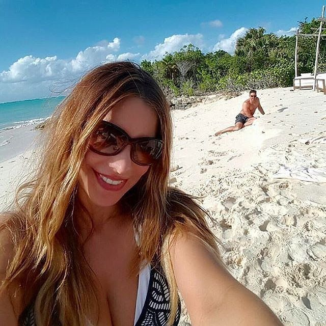 Sofia Vergara and Joe Manganiello's Honeymoon Pictures | POPSUGAR Celebrity