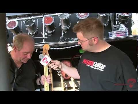 Rig Rundown - Roger Waters' The Wall Tour: Roger Waters